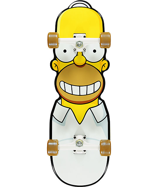 Santa Cruz X Simpsons Homer 31.2