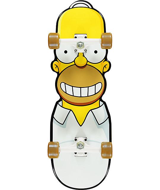 "Santa Cruz X Simpsons Homer 31.2""  Cruiser Complete Skateboard"