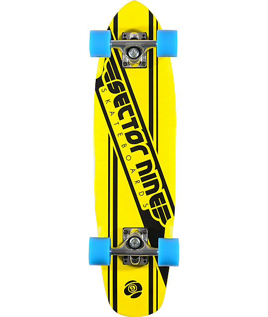 Sector 9 76 Yellow 28