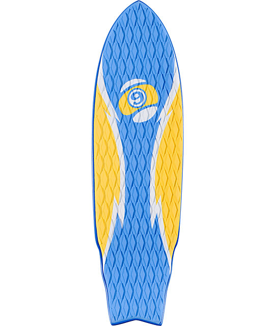 "Sector 9 Bolt Quad 30""  Cruiser Skateboard Deck"