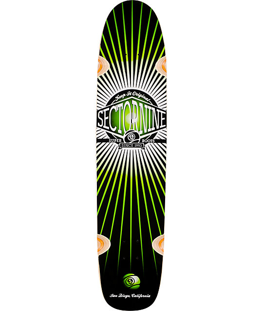 "Sector 9 Cloud 9 40.25""  Longboard Deck"