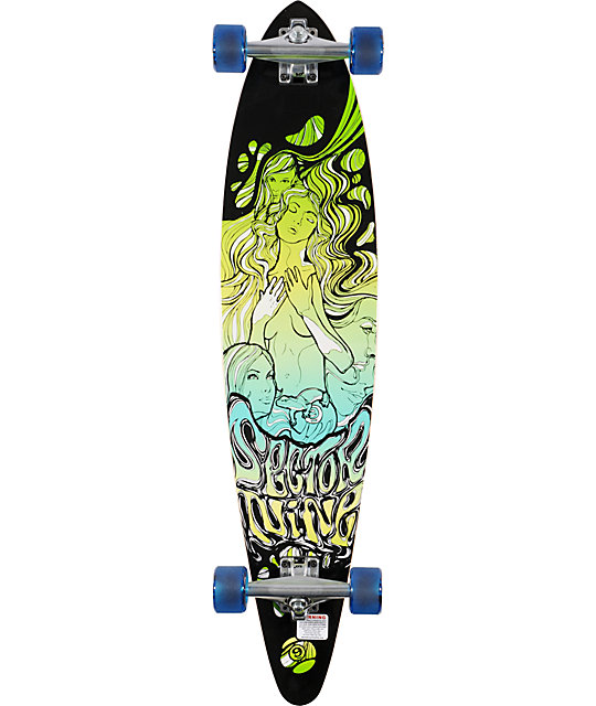 Sector 9 Fanatic Pin Tail 40