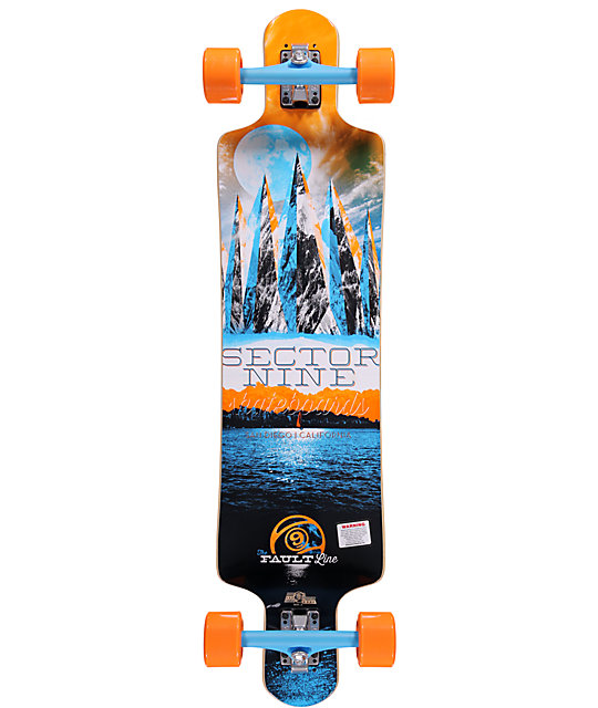 Sector 9 Fault Line 39.5