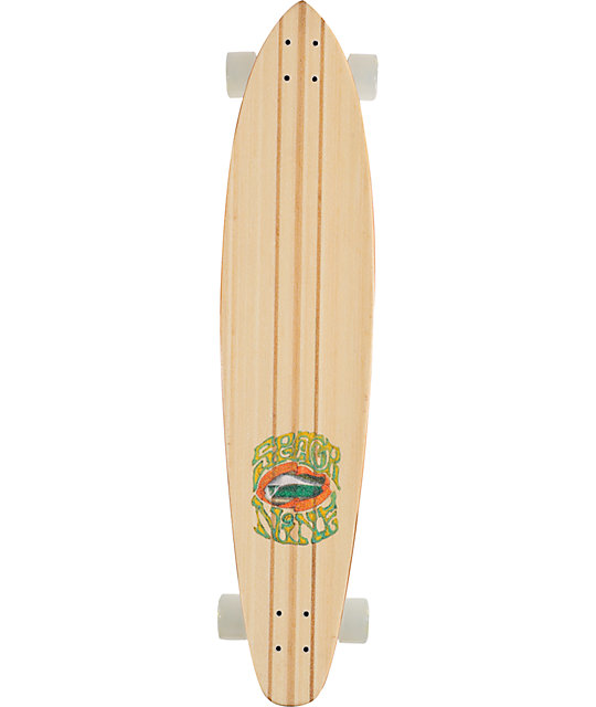 "Sector 9 Green Bush 42""  Longboard"