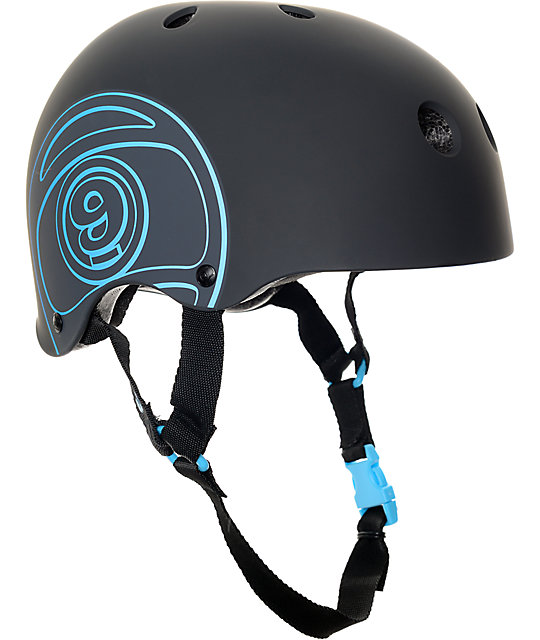 Sector 9 Logic III Gray Skateboard Helmet