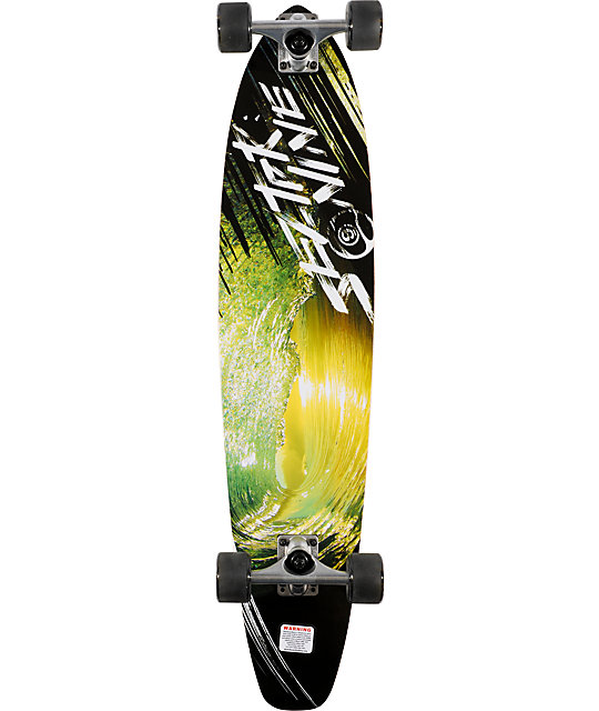 "Sector 9 Mana 38""  Longboard Complete"