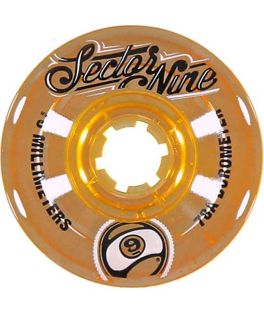 Sector 9 Nineball 70mm Assorted Longboard Wheels