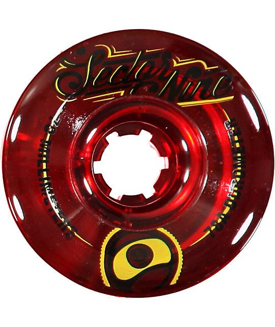 Sector 9 Nineball 70mm Assorted Longboard Wheels