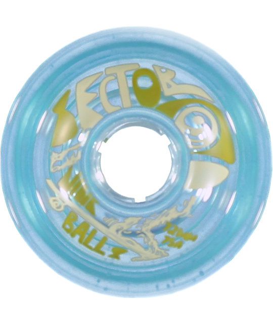 Sector 9 Nineball 72mm Assorted Longboard Wheels