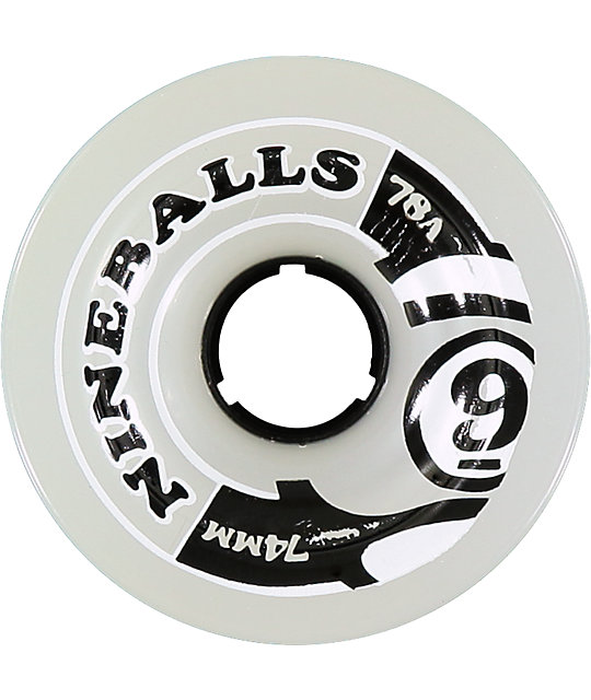 Sector 9 Nineball 74mm Assorted Skateboard Wheels