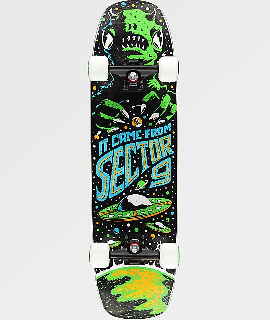 "Sector 9 Orbit Jepson 33"" Cruiser Complete Skateboard"