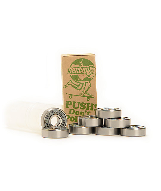 Sector 9 PDP Skateboard Bearings
