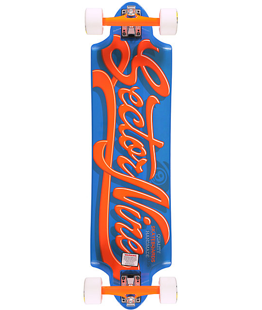 Sector 9 Rocker Downhill 35.5