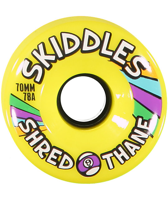 Sector 9 Skiddles 70mm Longboard Wheels