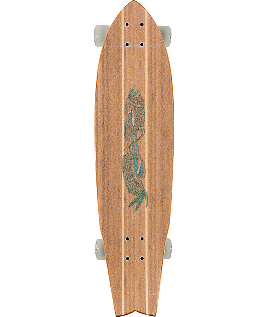 "Sector 9 Snapper Bamboo 34""  Complete Longboard"