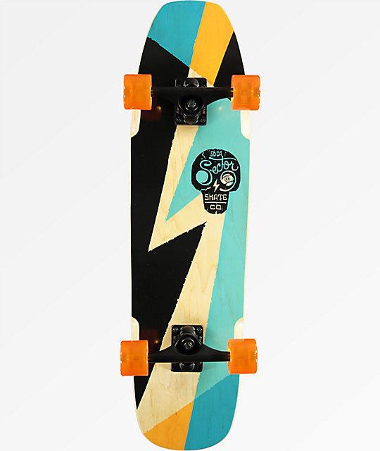 "Sector 9 Swellhound 31.5"" Cruiser Complete Skateboard"