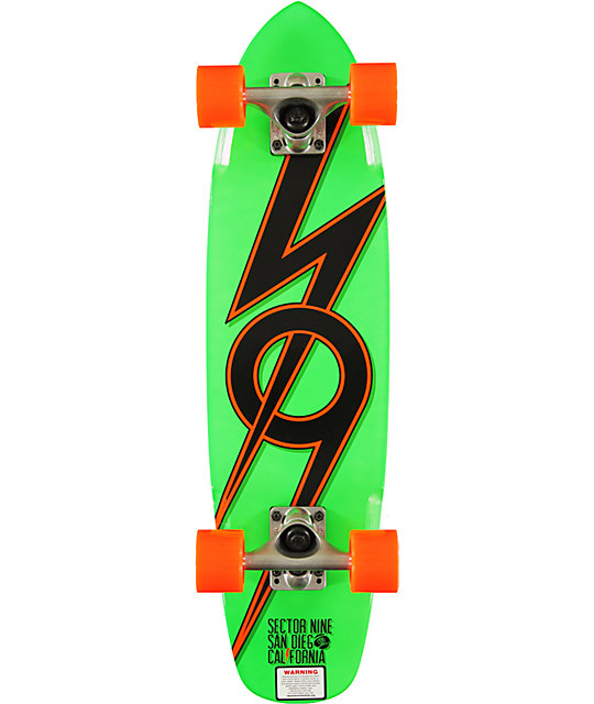 Sector 9 The 83 Green 28