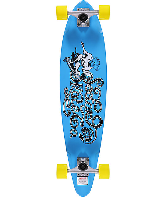 Sector 9 The Express Blue 34.5