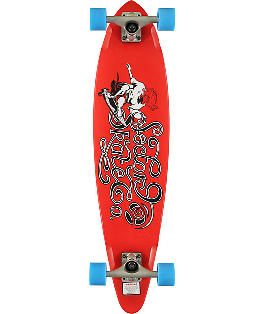 Sector 9 The Express Red 34.5