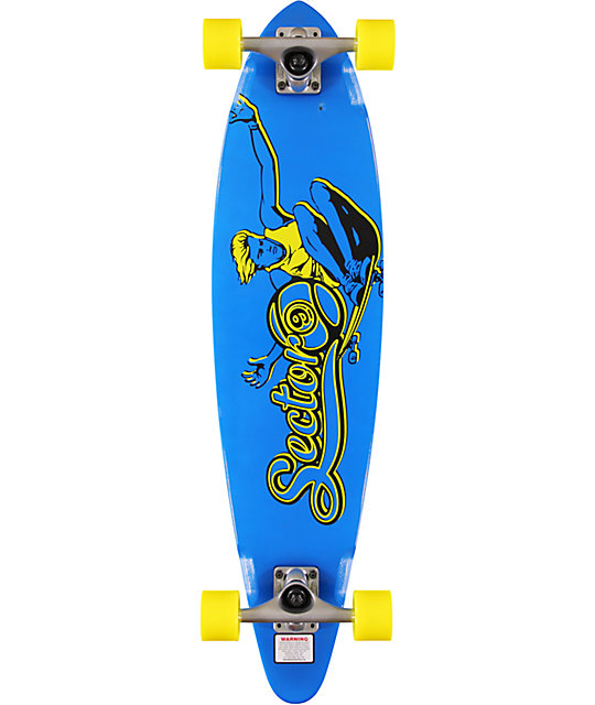 Sector 9 The Swift Blue 34.5