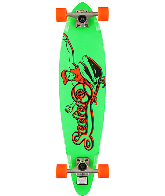Sector 9 The Swift Green 34.5
