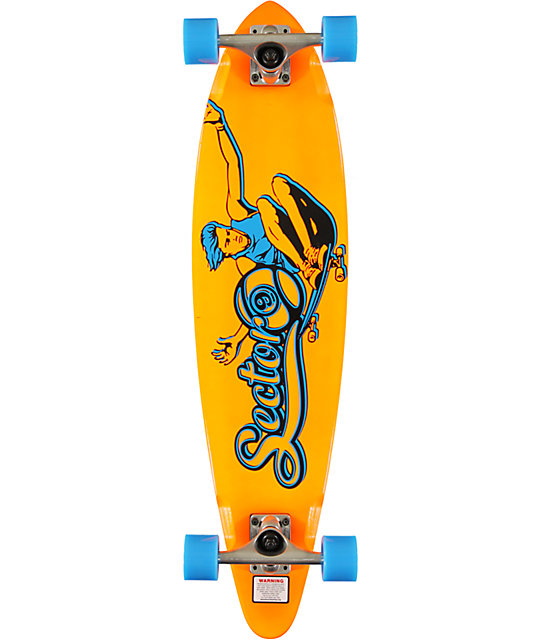Sector 9 The Swift Orange 34.5