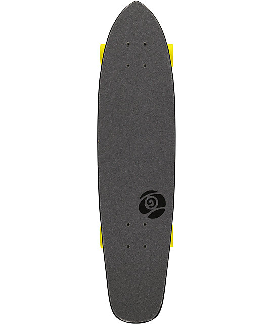 "Sector 9 The Wedge Black 31""  Cruiser Complete"