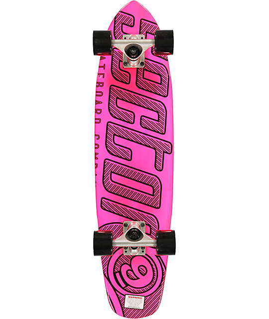 Sector 9 The Wedge Pink 31