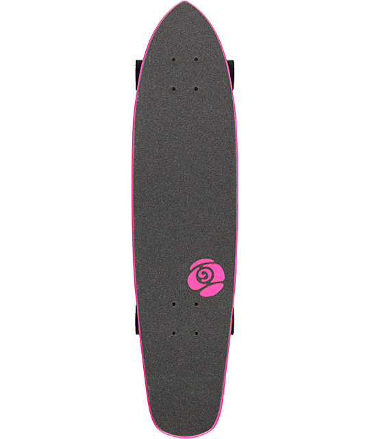 "Sector 9 The Wedge Pink 31""  Cruiser Complete"