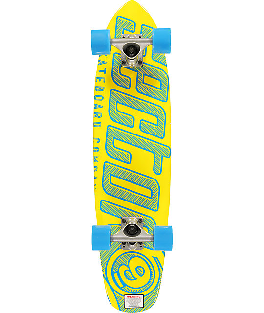 Sector 9 The Wedge Yellow 31