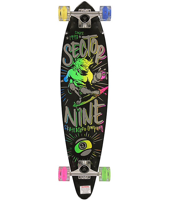 Sector 9 x Sunset The Swift 34.5