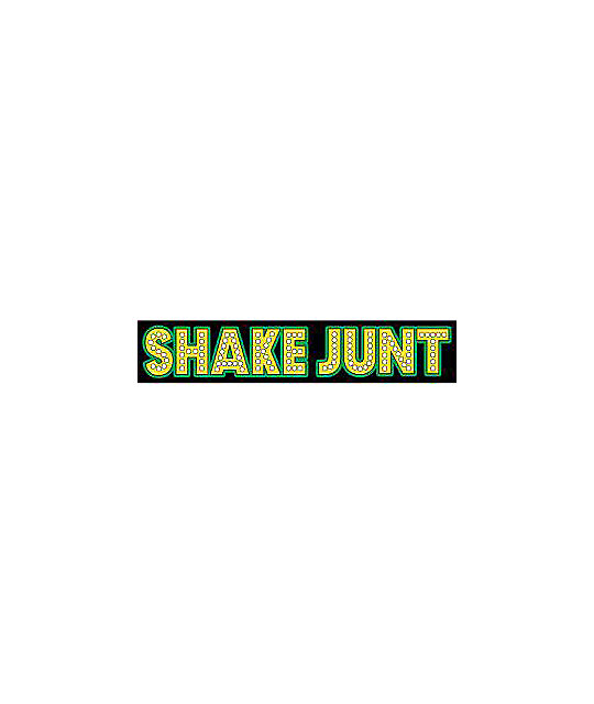 Shake Junt Refresh Yo Deck Sticker