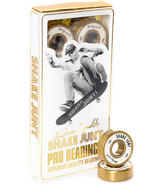 Shake Junt Reynolds Pro Abec 7 Skateboard Bearings