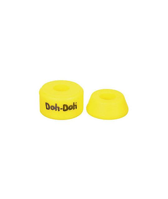 Shortys Doh Doh Yellow Medium Bushings