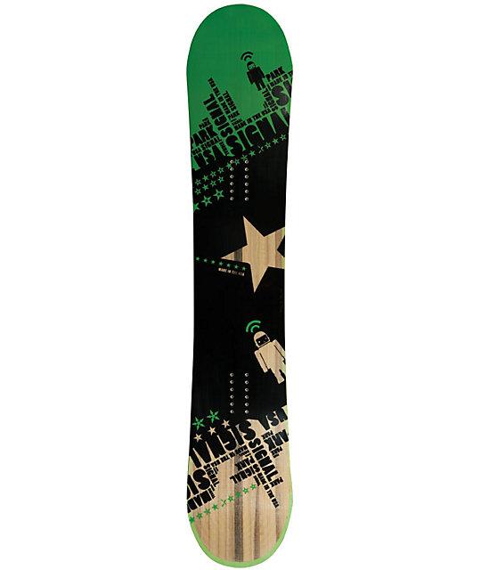 Signal Flat Park 154cm Mens Snowboard
