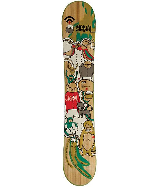 Signal OG 155cm Mens Snowboard