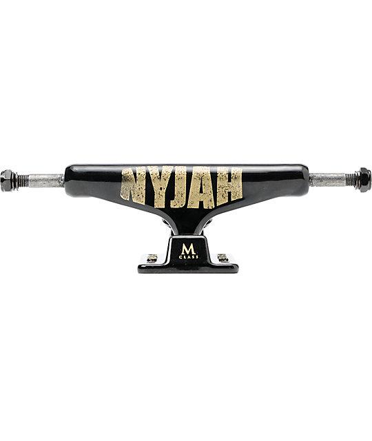 Silver Nyjah Bold M-Class 8.0 Skateboard Truck