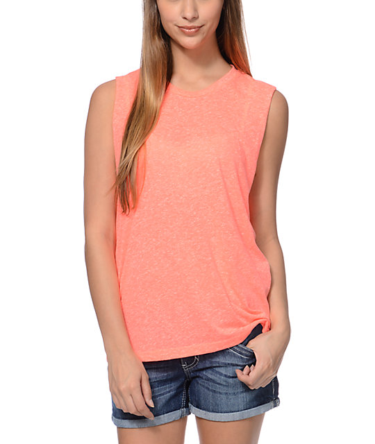 Go Softwear Over-Dyed Muscle Tank 4645 - Free Shipping at ...