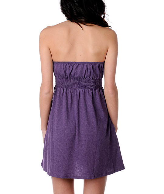 Sirens & Dolls Tina Purple Dress
