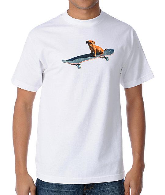 Sk8Mafia Deuce White T-Shirt