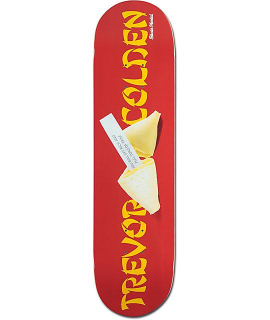 """Skate Mental Colden Fortune Cookie 8.0""""  Skateboard Deck"""