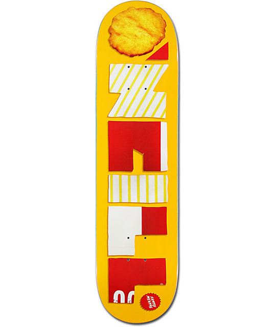 "Skate Mental ONeill Nugget Block 8.0""  Skateboard Deck"