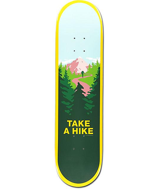 "Skate Mental Take A Hike 8.0"" Skateboard Deck"