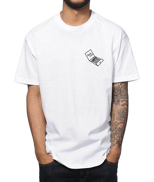 Sketchy tank bartender t shirt zumiez for Be sketchy t shirts