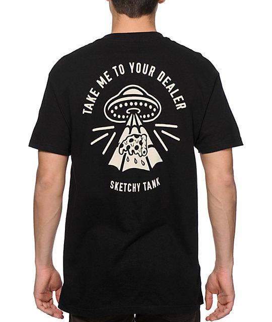 Sketchy tank dealer t shirt at zumiez pdp for Be sketchy t shirts