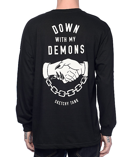Long Sleeve T-Shirts for Men at Zumiez : CP