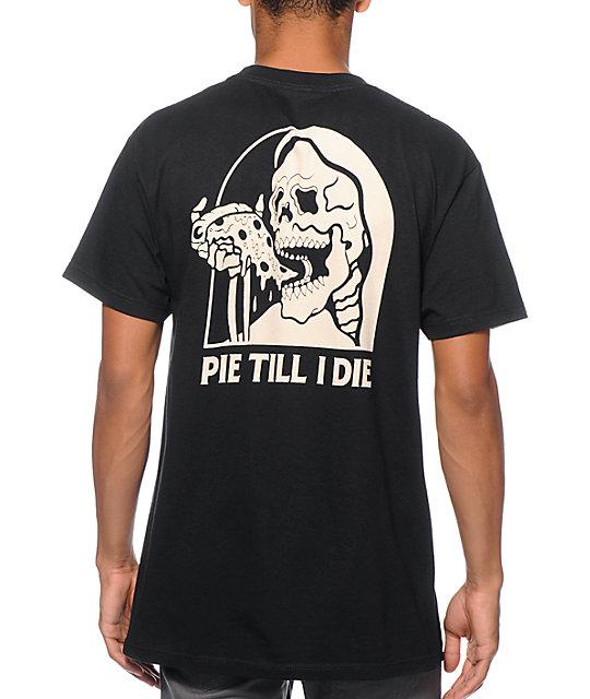 Sketchy Tank Pie T Shirt Zumiez