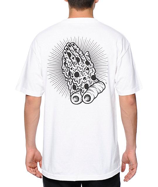 Sketchy tank pray for za t shirt at zumiez pdp for Be sketchy t shirts