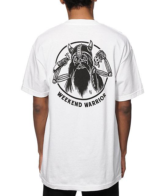 Sketchy tank warrior t shirt at zumiez pdp for Be sketchy t shirts
