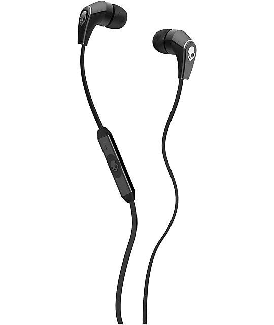 Skullcandy 50 50 Black Earbuds